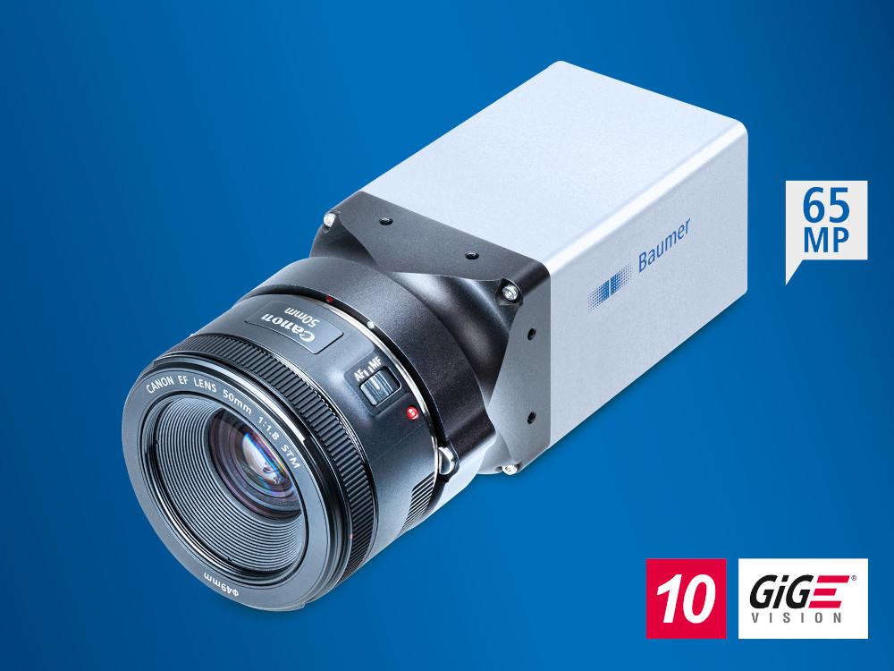 65-MP-Kameras für Canon EF-Objektive