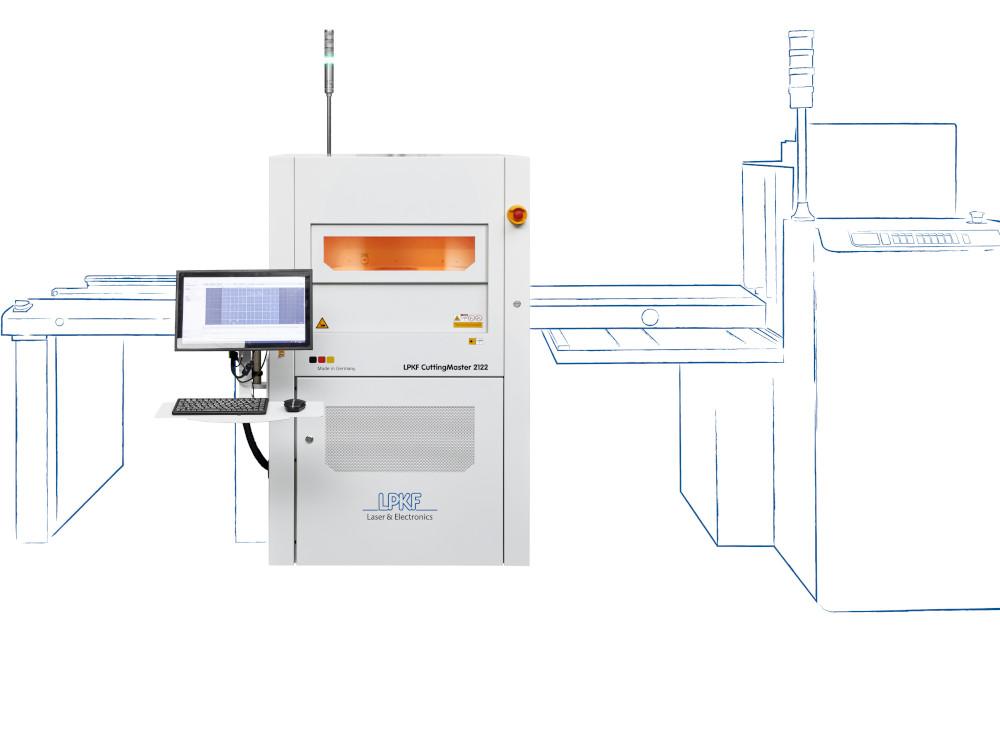 LPKF CuttingMaster 2122