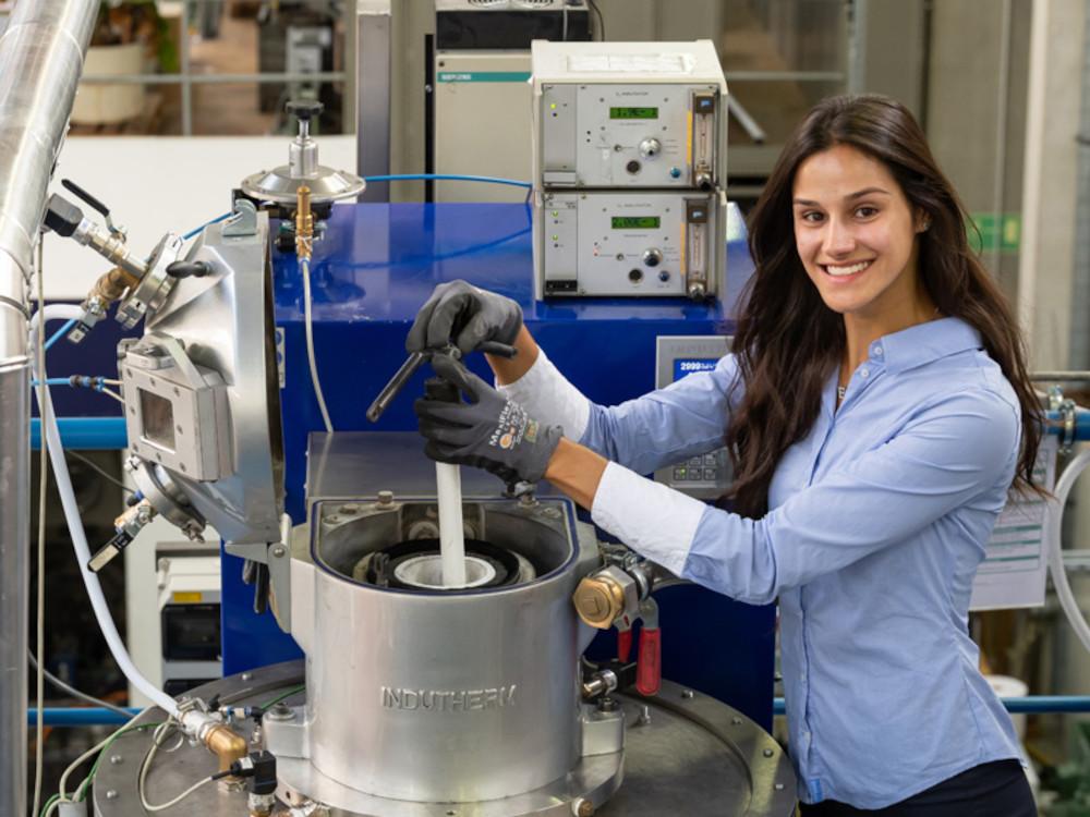 Herstellung Pulver für Additive Fertigung