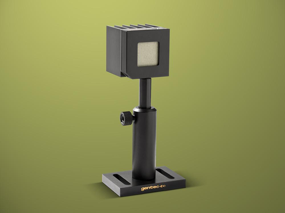 Pyroelektrischen Energiedetektoren der Produktreihen QE12HR und QE25HR