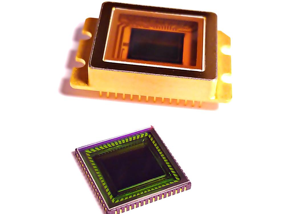 InGaAs-Matrix-Sensoren